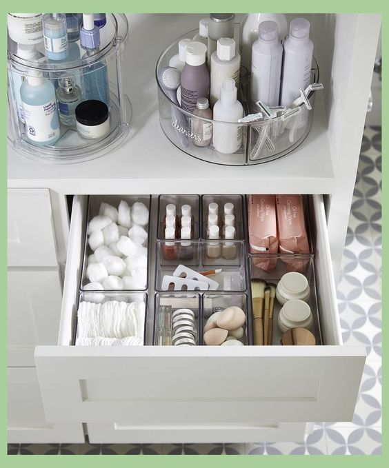 8 tips para optimizar baño