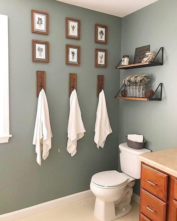 optimizar el espacio del baño