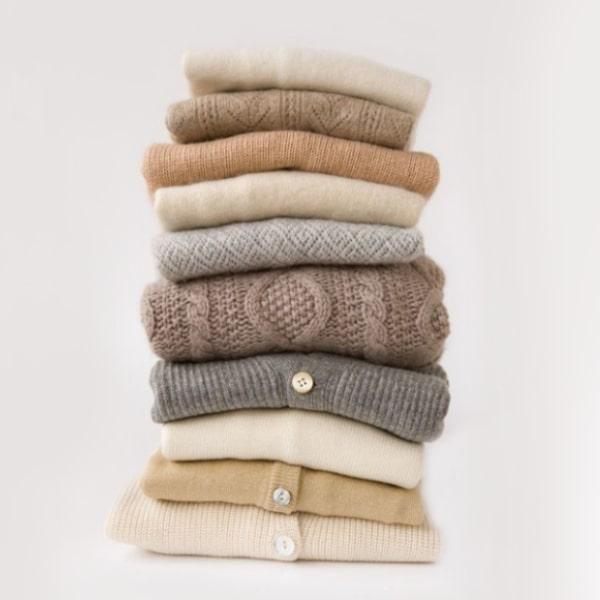 Ideas de como guardar tus chalecos