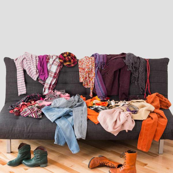 7 cosas que hacen que tu casa se vea desordenada