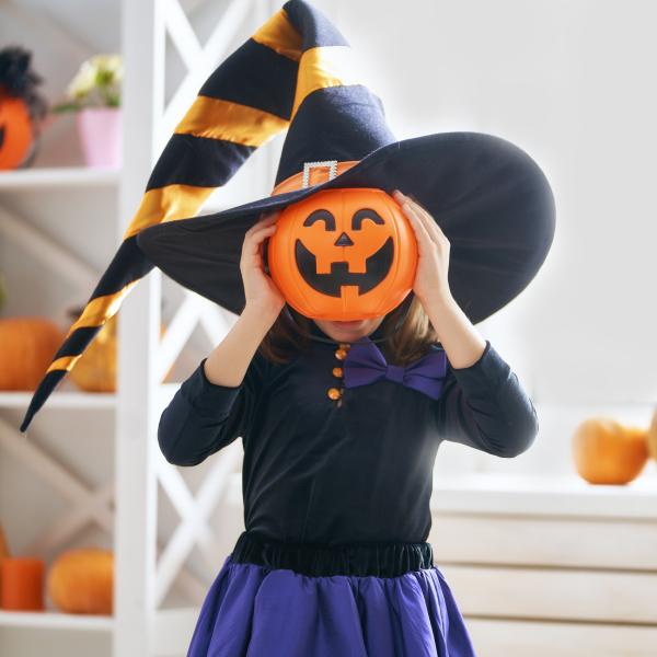 ¡Se acerca Halloween! Ideas de manualidades para hacer con tus niños