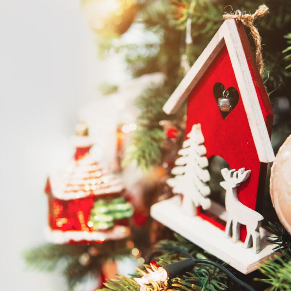 Ideas de decoración de Navidad para alegrar tu casa