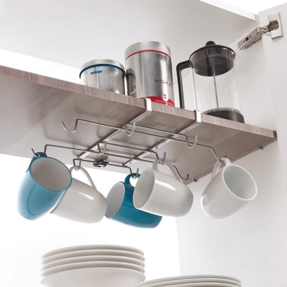 ahorrar espacio en la cocina