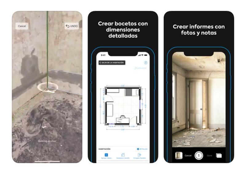 aplicaciones para decorar casas