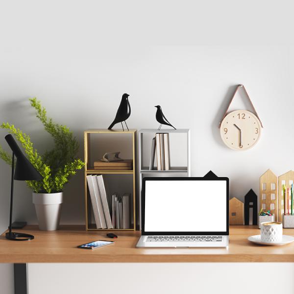Oficina en casa: consejos para crear un espacio eficiente y cómodo
