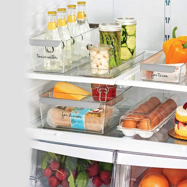Tips para tener siempre un refrigerador limpio y ordenado