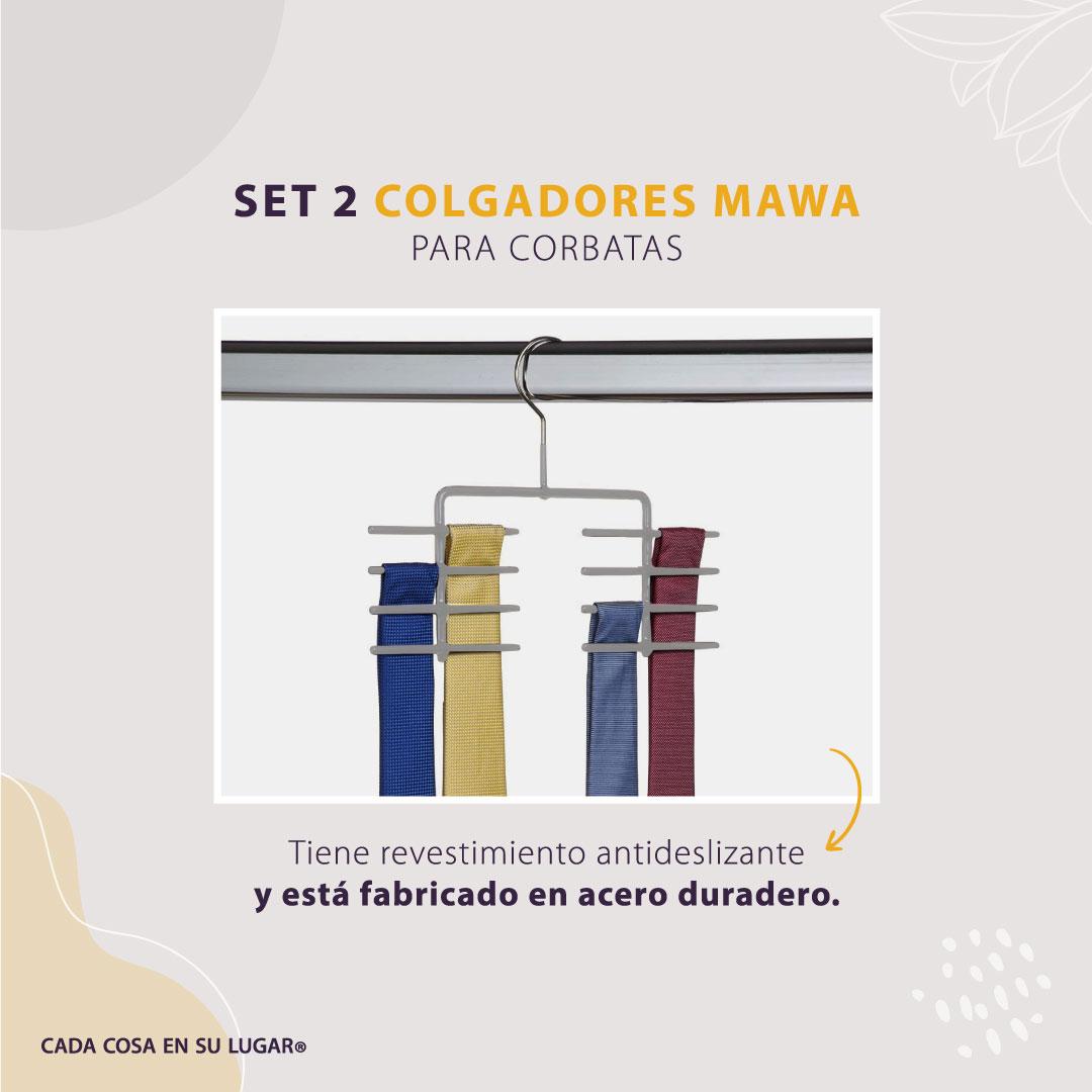 colgadores MAWA para corbatas
